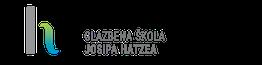Glazbena škola Josipa Hatzea Logo škole mobilna verzija